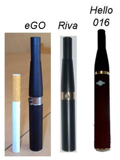 eGO Riva Hello 016 electronic cigarettes