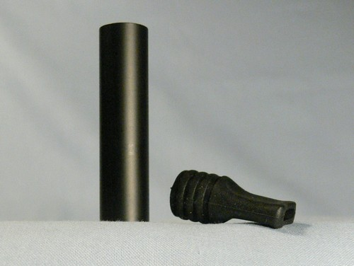 eGo Dual Coil Cartomizer and Mouthpiece