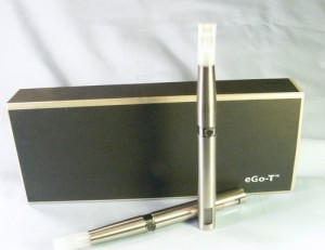 eGo-T LCD Electronic Cigarette Kit