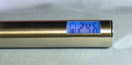 eGo-T LCD Readout