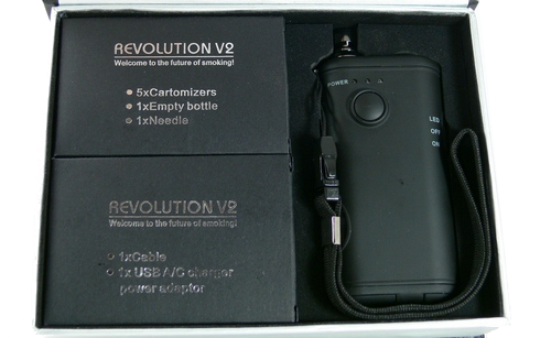 Revolution V2.1 packaging