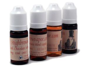 Highbrow Vapor E-liquids