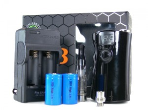 Ovale V8 Variable Voltage Electronic Cigarette