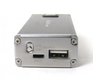 iTaste MVP 2.0 USB ports