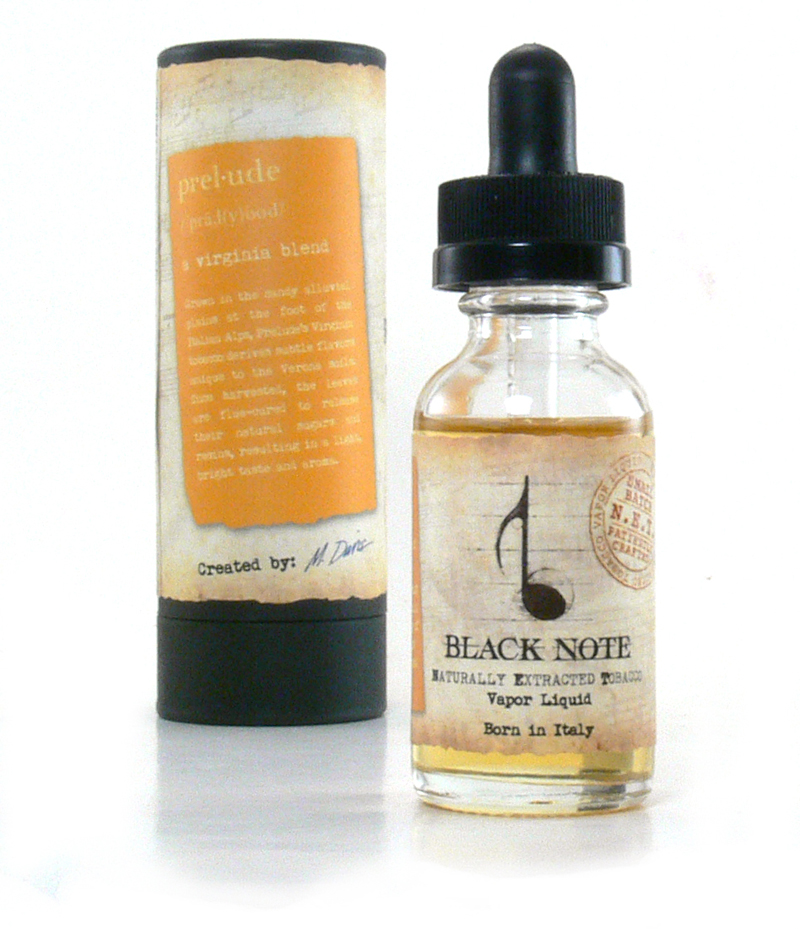 Black Note E-Liquid Review | Vaping Guides to the Electronic